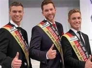 خوش تیپ ترین مردان کشور آلمان انتخاب شدند +عکس