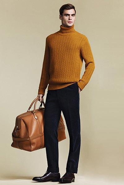 انواع مدل های جدید لباس مردانه Dunhill