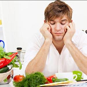 مصرف سبزیجات باعث کاهش استرس می شود