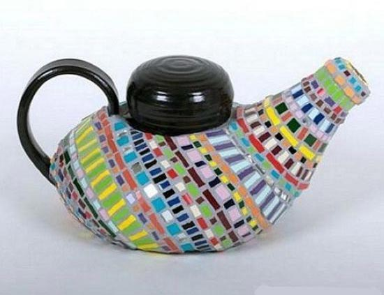 سری جدید عکس های زیبا از هنر نقاشی موزاییکی