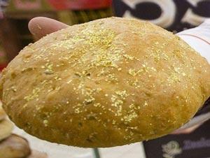 نان سنتی به ارزش 500 هزار تومن! +عکس