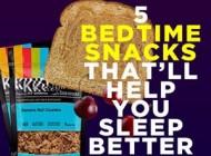 از بین بردن مشکلات بی خوابی با مواد غذایی ساده