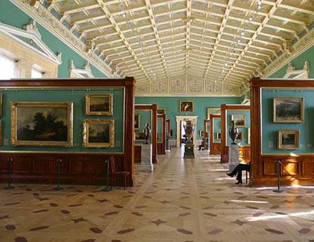 موزه هِرمیتاژ؛ افتخار ملی روسیه +عکس