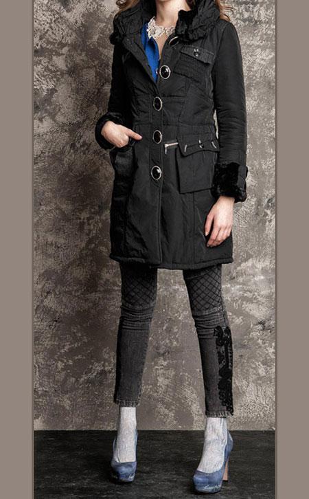انواع مدل های جدید لباس پاییزی و زمستانی زنانه Daniela Dallavalle