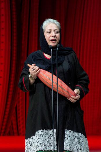 حضور هنرمندان ایرانی در جشنواره آسیا - پاسیفیک +عکس