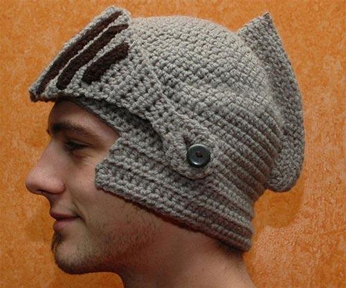 عکس های جالب کلاه های بافتنی خلاقانه برای فصل زمستان