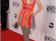 مدل لباس های هنرمندان هالیوودی در Amerian Music Awards 2014
