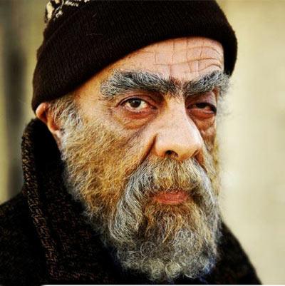 گریم متفاوت امین حیایی در فیلم آدم باش +تصاویر