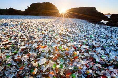 عکس هایی جالب از سواحل عجیب و شگفتانگیز دنیا