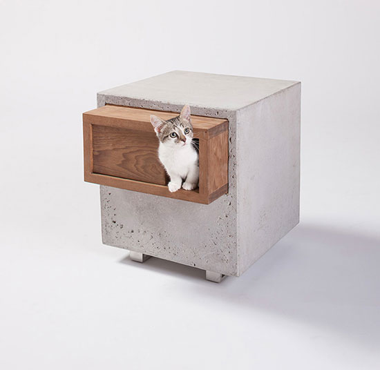 مدل های جالب خانه با معماری خیره کننده برای گربه ها