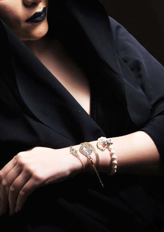 انواع مدل های جدید زیورآلات ایرانی Adrina Jewellery