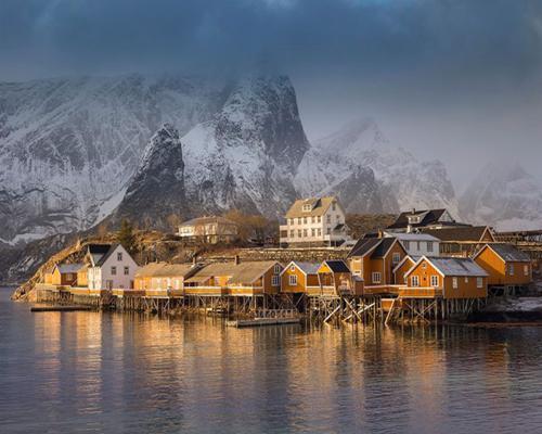 عکس های جالب و دیدنی از جزیره زیبای لوفوتن در نروژ