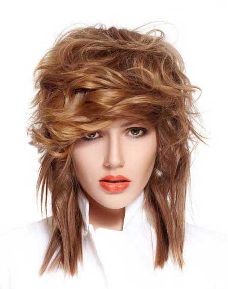 مدل های جدید مو و رنگ مو2017-2016-95-96