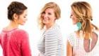 نحوه بستن 3 مدل موی زنانه +عکس