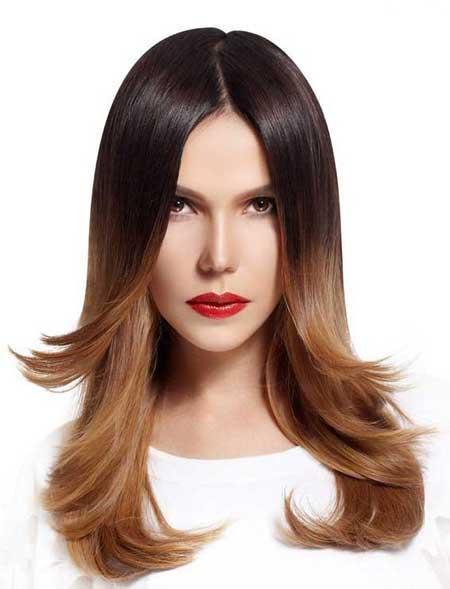 مدل های جدید مو و رنگ مو 2015