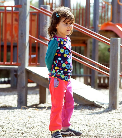 انواع مدل های جدید لباس بچه گانه دخترانه oishi-m