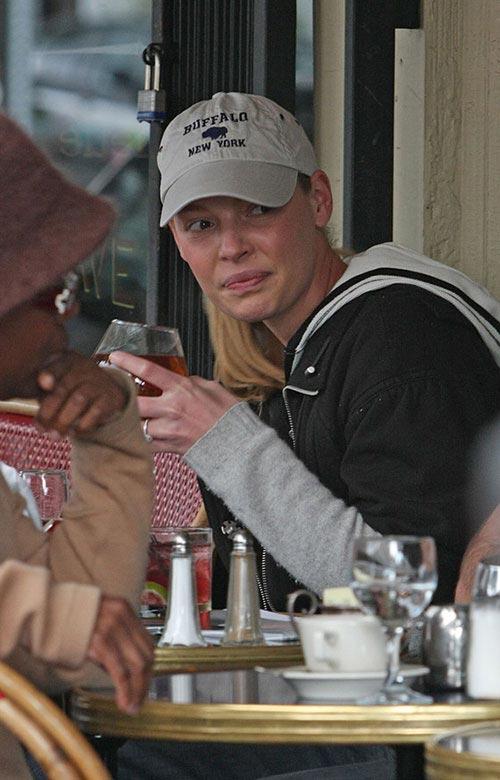 عکس های لو رفته از چهره بازیگران هالیوودی بدون آرایش