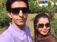 گفتگوی صمیمانه با وحید طالب لو و همسرش سوگل -بخش دوم