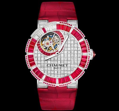 مدل های جدید ساعت مچی یرند Chaumet