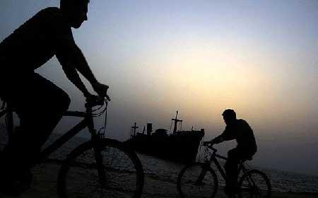 تفریحات پرهیجان در ساحل کیش