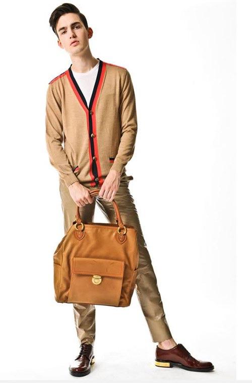 انواع مدل های جدید لباس مردانه برند Marc Jacobs
