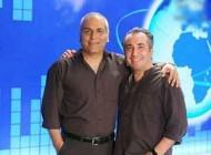 تیپ جدید مهران مدیری در سریال شوخی کردم! + عکس