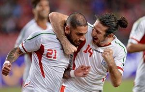 گفتگویی صمیمی با اشکان دژاگه محبوب ترین ستاره تیم ملی
