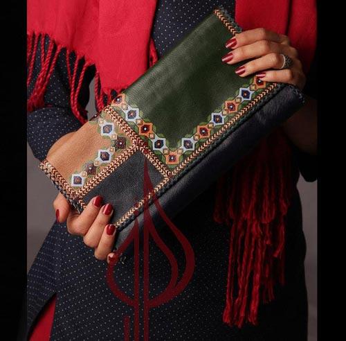 انواع مدل های جدید کیف برند ایرانی هور