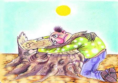 سری جدید کاریکاتور محیط زیست