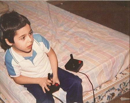 یک ایرانی طراح بازی محبوب Call of Duty