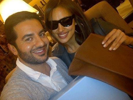 رابطه مشکوک نامزد سابق کریس رونالدو با یک ایرانی! +عکس