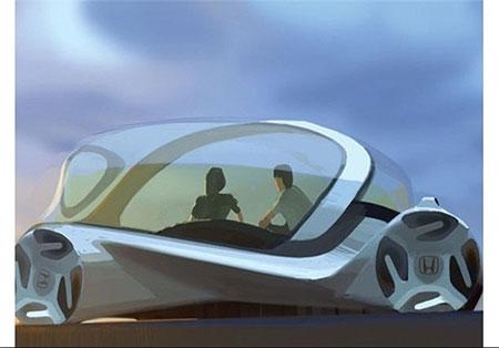 صندلی و فرمان خودروهای آینده نزدیک +عکس
