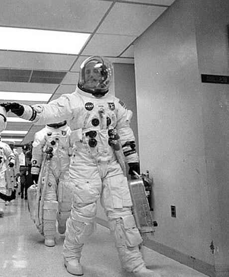 خرافات عجیب فضانوردان در سفرهای فضایی +عکس