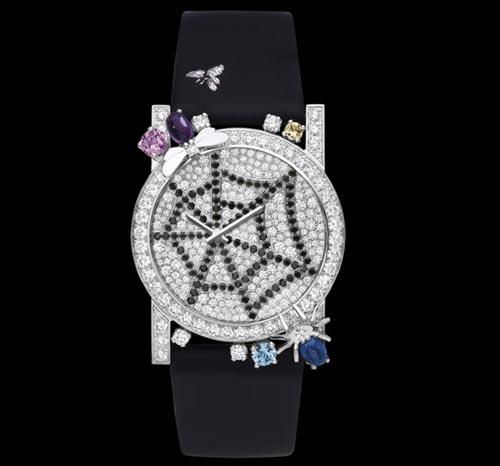 انواع مدل های جدید ساعت مچی زنانه برند Chaumet