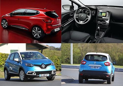 محصولات جدید شرکت ایران خودرو و رنو