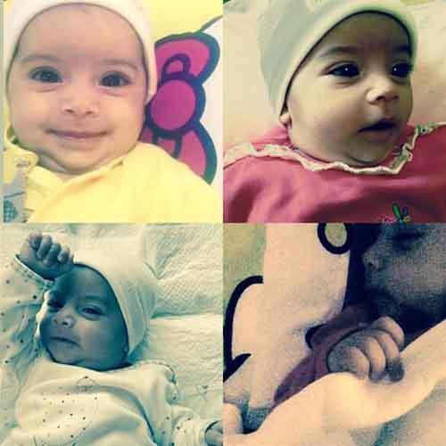 عکس های جالب و بانمک از دختر محسن یگانه