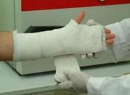 در هنگام شکستگی دست و پا باید چه کنیم؟