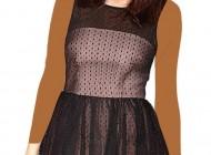 انواع مدل های جدید لباس مجلسی زنانه و دخترانه