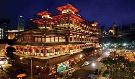 زیباترین محلههای چینی در جهان +عکس
