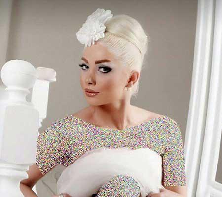 مدل های جدید آرایش عروس 2017