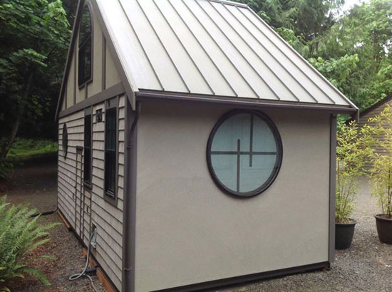 طراحی فوق العاده یک خانه 50 متری +عکس