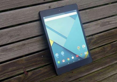 با Google Nexus 9 طعم آبنبات چوبی آشنا شوید
