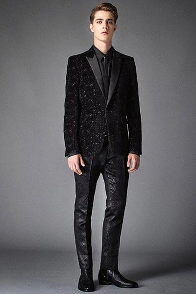 مدل های جدید لباس پاییزی و زمستانی مردانه برند Just Cavalli
