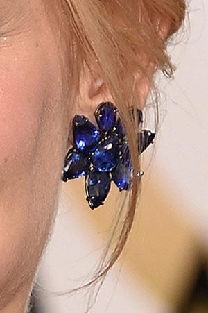 مدل های جالب گوشواره ستارگان در مراسم گلدن گلوب سال 2015