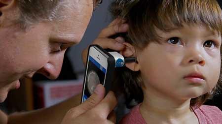 یه کمک این گجت هوشمند پزشک فرزندان خود شوید! +عکس