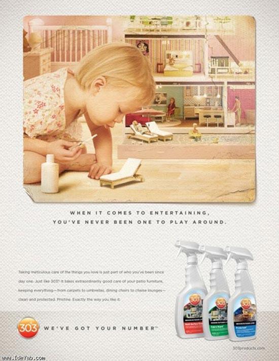 عکس های جالب و خلاقانه مناسب تبلیغات
