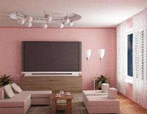 زیباترین رنگ های اتاق