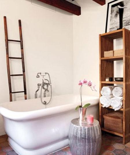 10 حمام رویایی ستارگان مشهور + عکس
