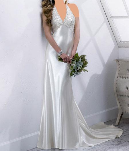 انواع مدل های جدید لباس عروس برند Midgley