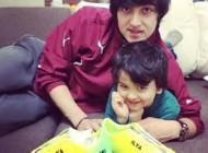 سردار آزمون روز تولد خودش را تبریک گفت +عکس